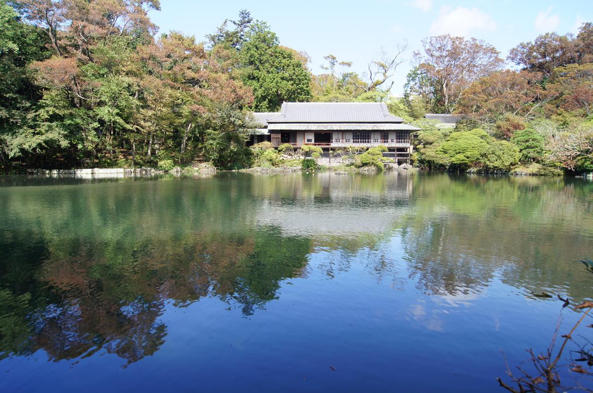 라크즈엔 공원/겐베가와 천