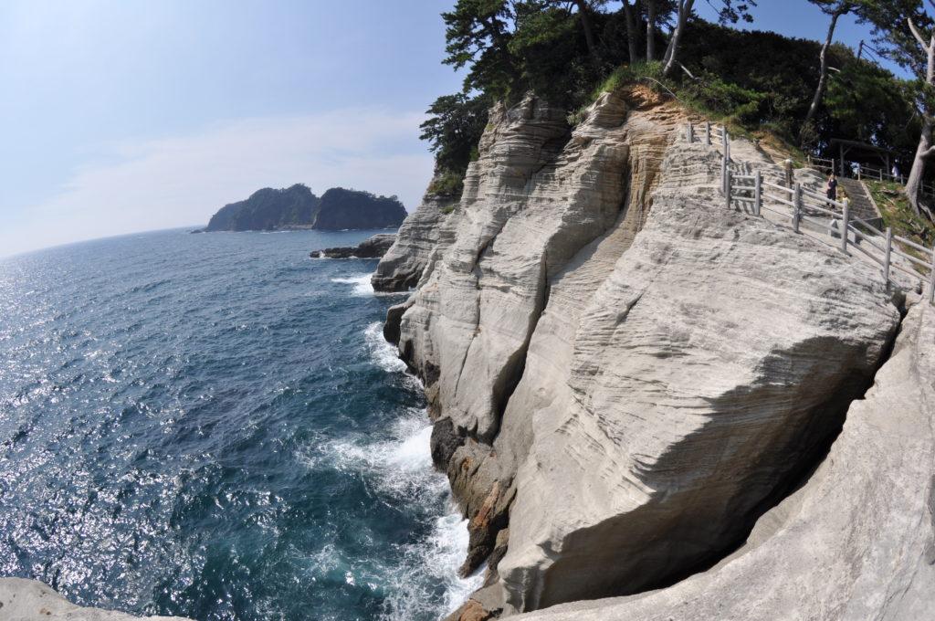도우가시마 (堂ヶ島) 해안